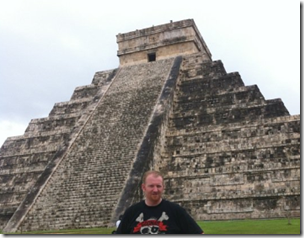 Mayan Temple of Chichen Itza