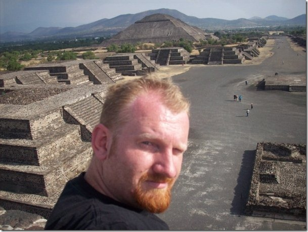 Teotihuacan Moon and Sun Temples