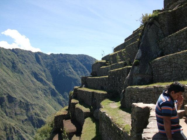 Ultimate Terracing at Machu Picchu