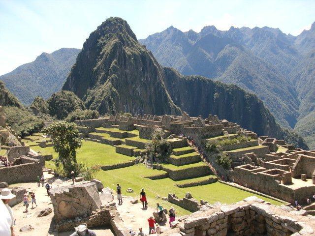Spiritual Machu Picchu