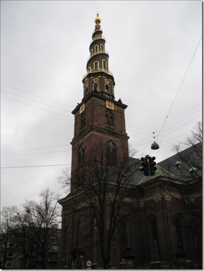 Vor Frelsers Kirke - The Church of our Saviour