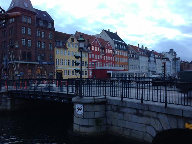 Nyhavn canals