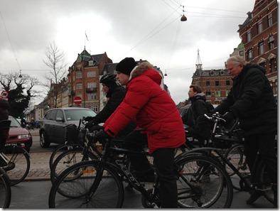 Copenhagen Cyclists