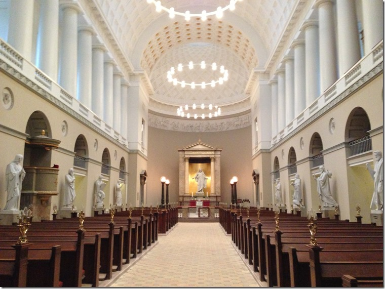 Church of our Lady Copenhagen