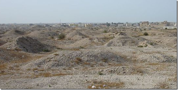 Bahrain Burial Mounds