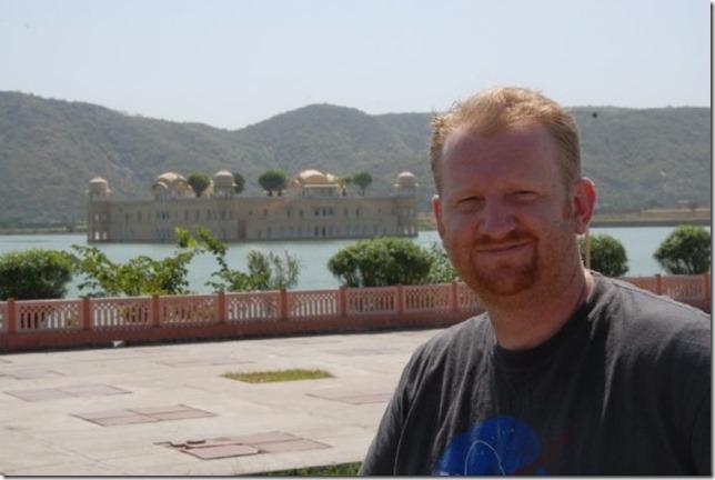 Jaipur Floating Palace