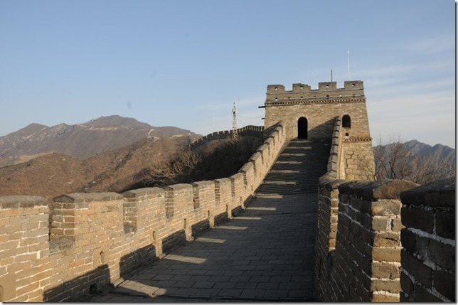 Towers of the Great Wall of China
