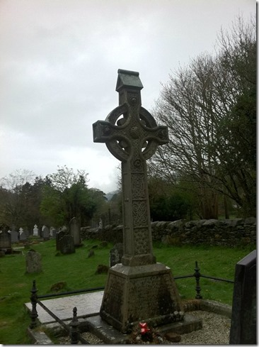 Cross in Ireland