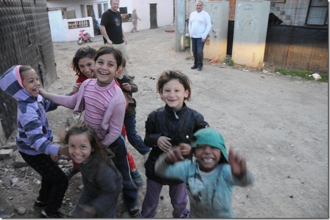 Gypsy Romani Children
