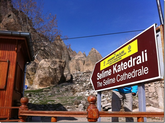 Selime Cathedral