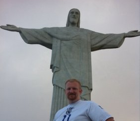 Christ the Redeemer Brazil New Wonder