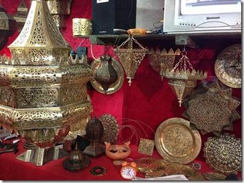 Morocco Metalwork