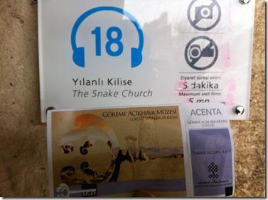 The Snake Church