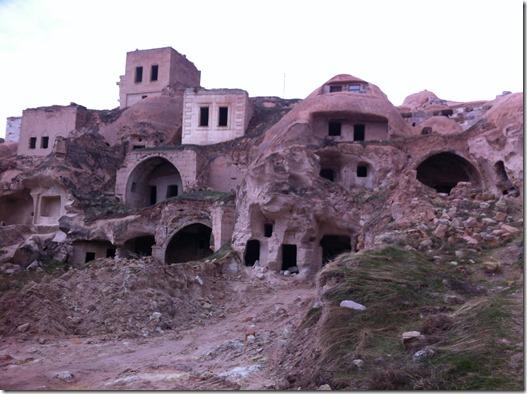 Greek Influece on Caves in Turkey