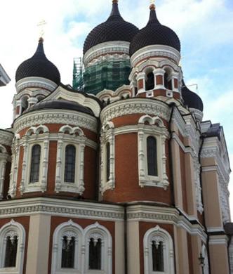 Russian Orthodox Alex Nevsky