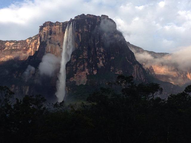 Angel Falls - World's Tallest Waterfall