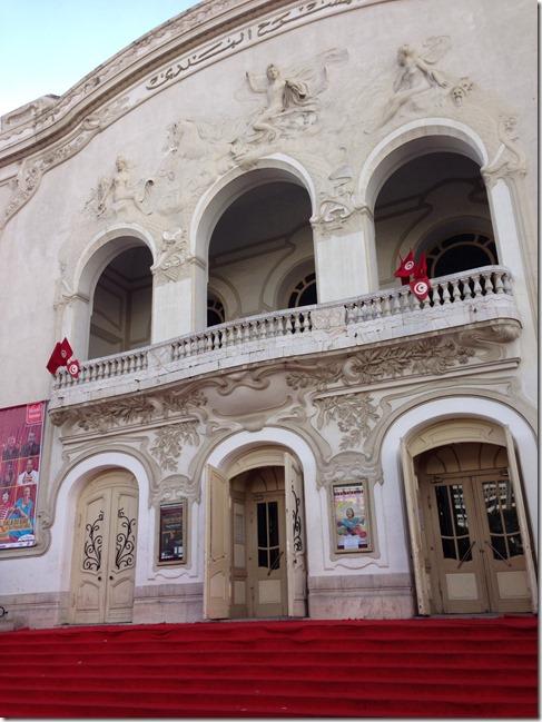 Tunis Theatre