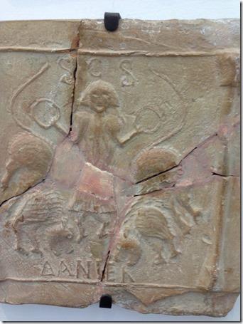 Daniel and the Lions Den Ancient
