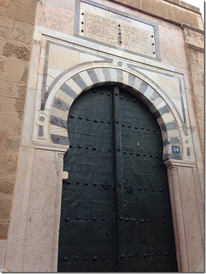 Doors of Tunis