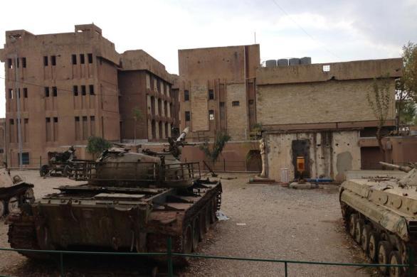 Iraq travel