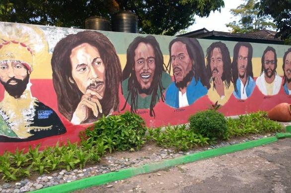 Bob Marley Tour of Jamaica