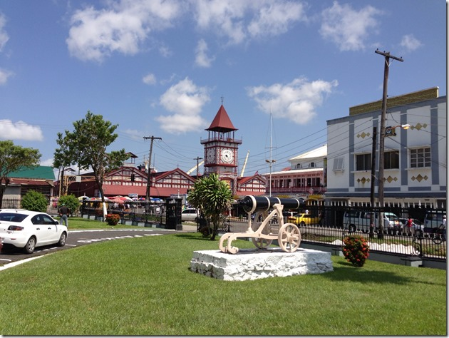 Capital of Guyana