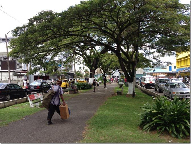 Guyana Streets