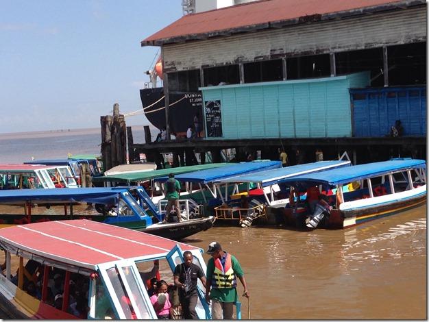 Georgetown Ferry