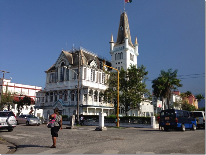 Georgetown City Hall Guyana