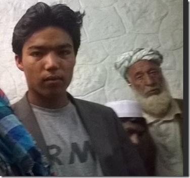 Afghanistan Beard