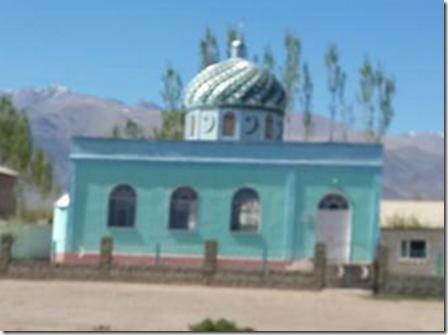 Kyrgyz Mosque