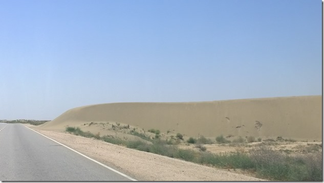 Desert Sands of Afghanistan