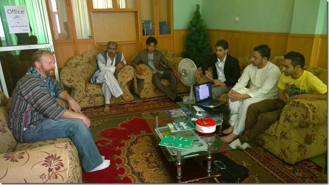 Afghanistan IT University
