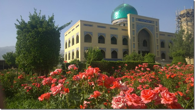 Masjidi Jami mosque and medrese Tajik New Mosque