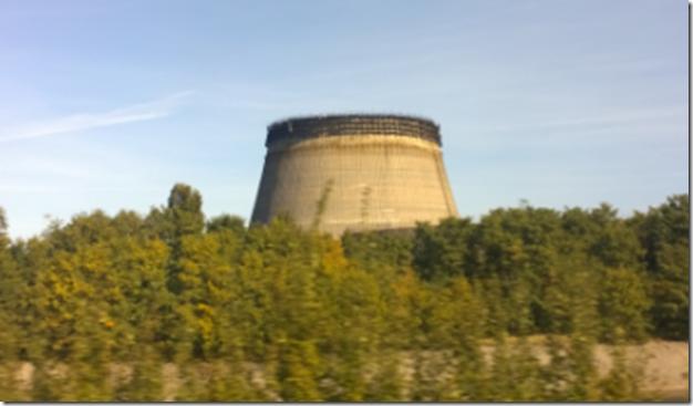 Chernobyl Nuclear silo