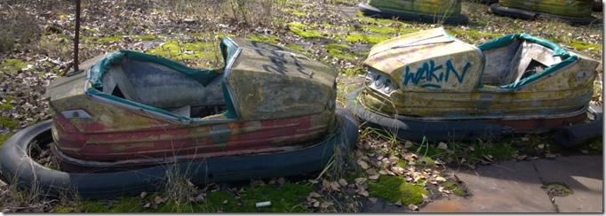 bumber cars chernobyl