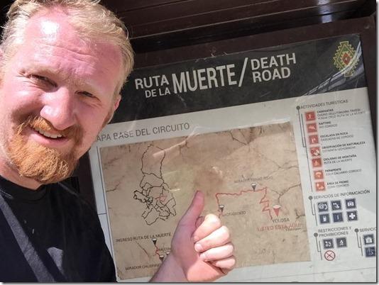 Ruta De La Muerta