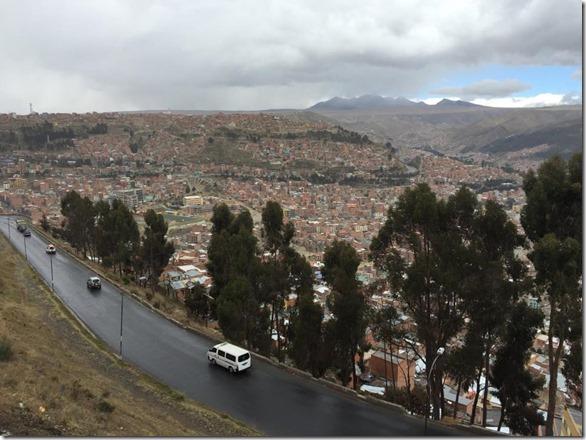 La Paz Cliffs