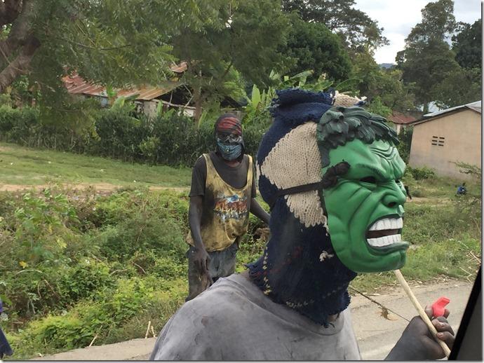 Haiti Hulk