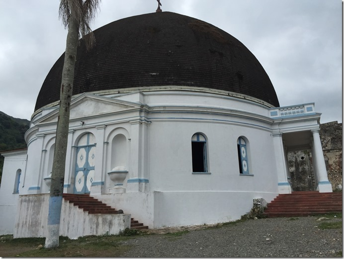 Haiti Domed Church