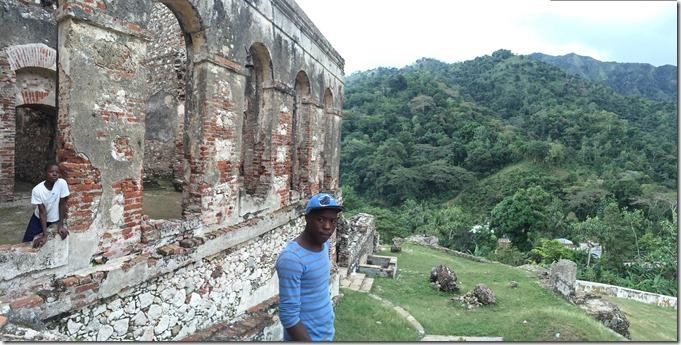Haiti Emperors palace