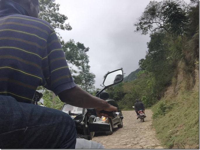 motor bike ride