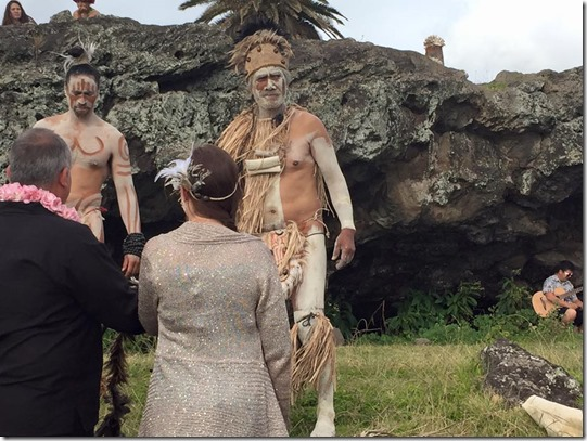 Easter Island Wedding - Joel Oleson