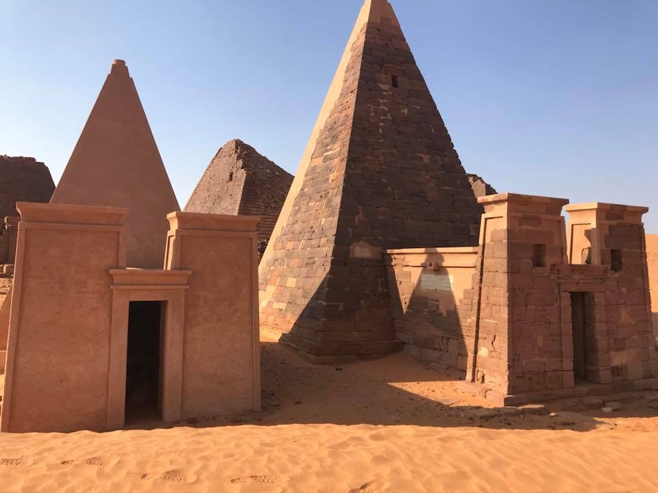 Traveling the Nubian Pyramids of Sudan