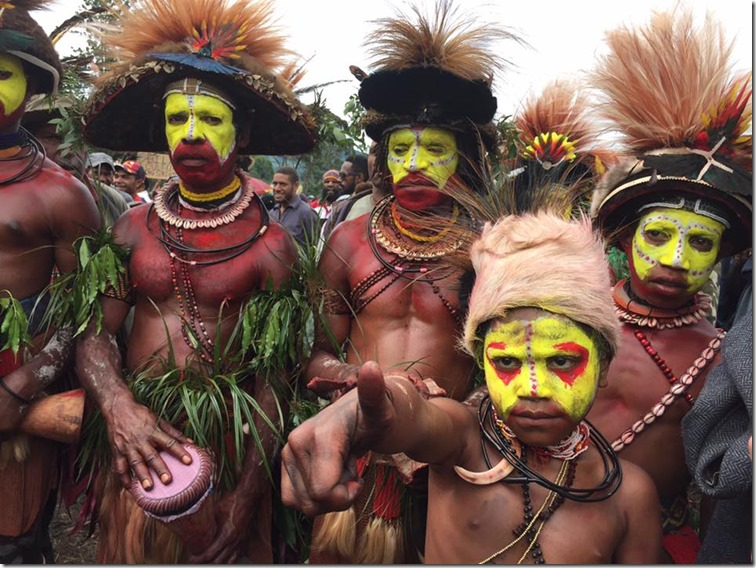 Tribal Adventures in Papua New Guinea