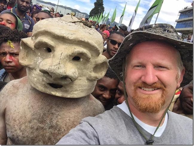 PNG Mudmen