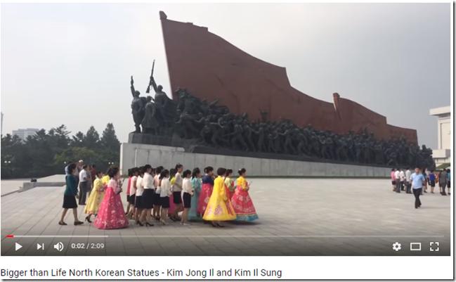 Kim Statues