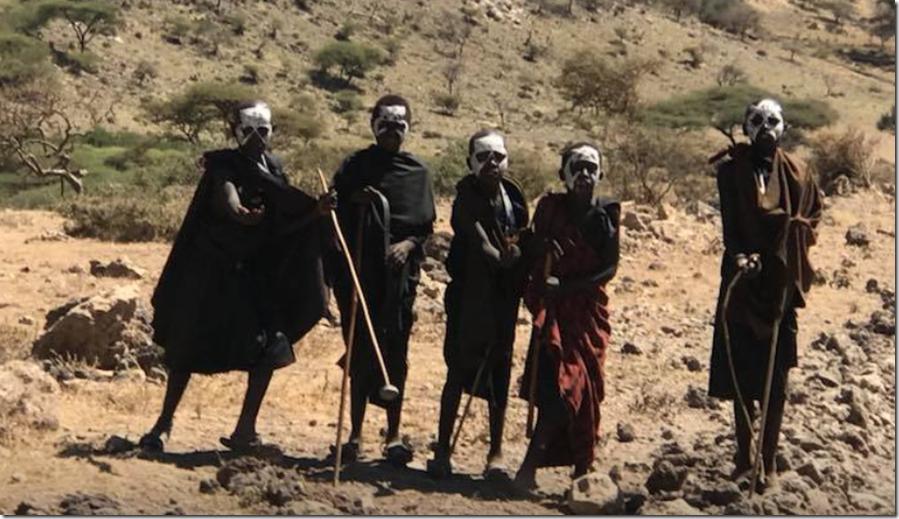 Masai culture