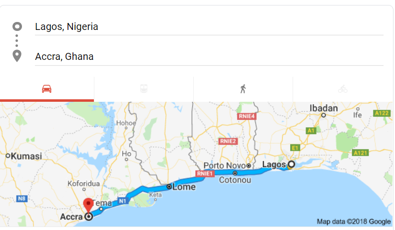 Roadtripping West Africa: Lagos Nigeria to Accra Ghana – Traveling Epic!