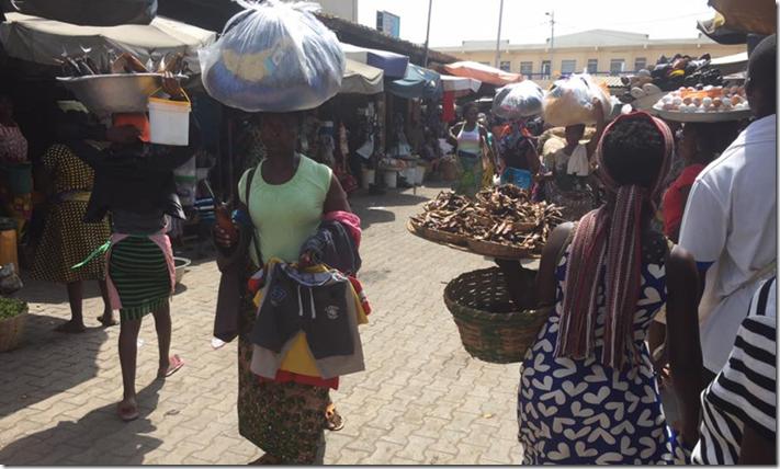 Togo Market